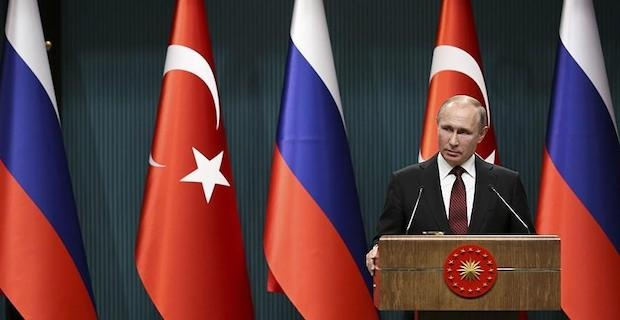 Russian president to visit Istanbul on Nov. 19