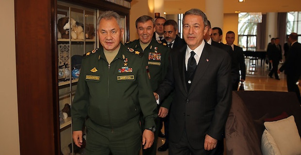 Turkish, Russian officials to discuss Syria in Ankara