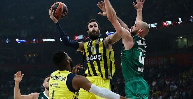 EuroLeague, Fenerbahce Beko take lead against Zalgiris