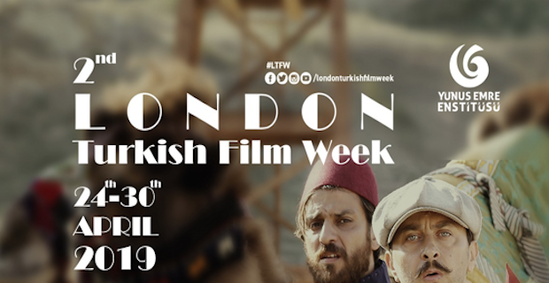 London Turkish Film Week is back for a second year between 24th and 30th April