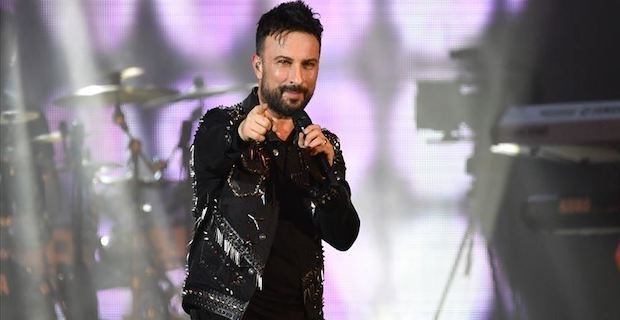 Turkish pop star Tarkan to perform in Russia