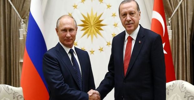 Turkish, Russian leaders discuss Idlib over phone