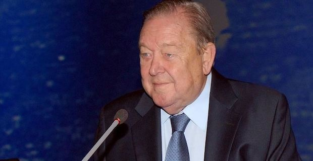Former president of UEFA dies at age 89