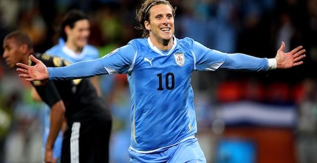 Uruguayan forward Diego Forlan retires from football