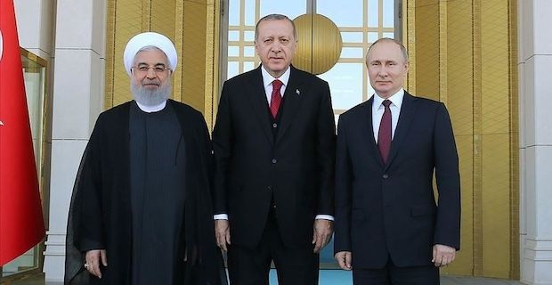 Turkey, Russia, Iran to hold 5th summit on Syria