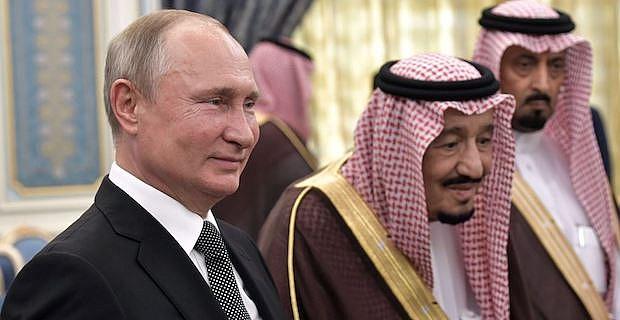 Russian president arrives in UAE amid regional tour