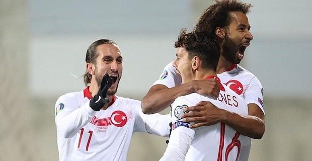 Football: Turkey beat Andorra 2-0