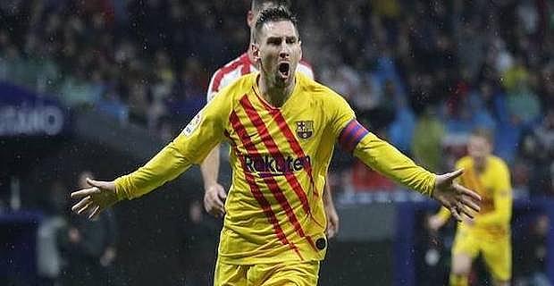 Barcelona beat Atletico, La Liga sees tense title race