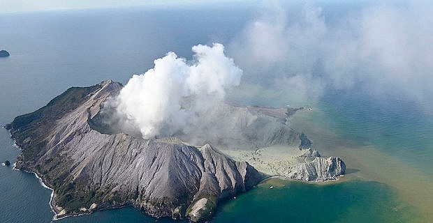 At least six killed in New Zealand volcano eruption