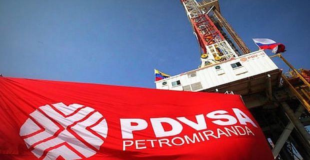 US blacklists 15 aircraft of Venezuelan oil company