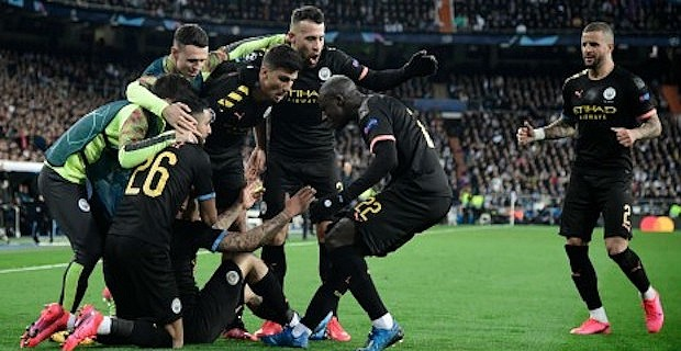 Champions League: Man City stun Real Madrid in Spain