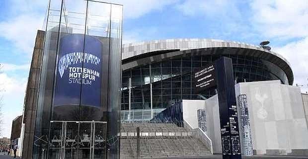 Tottenham offer stadium in fight against COVID-19