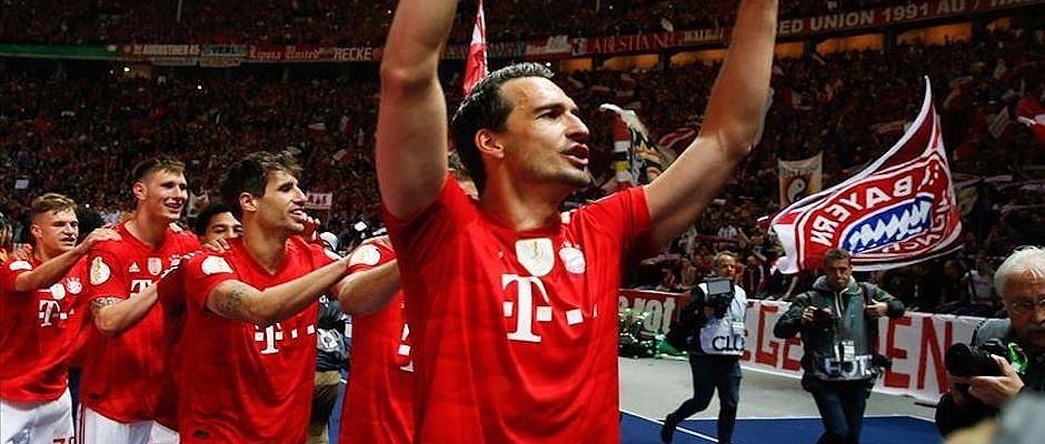 Bayern Munich tighten grip on Bundesliga title