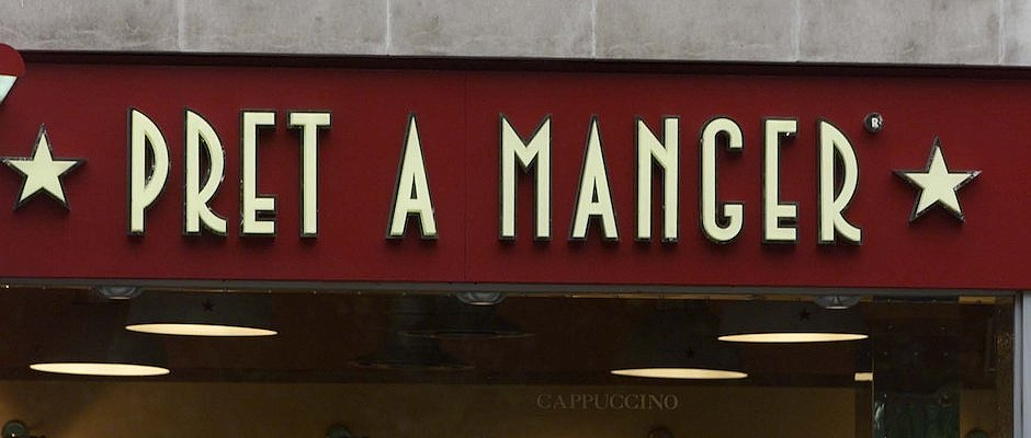 Pret A Manger to shut 30 shops and cut 1000 jobs, UK latest