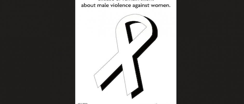 Action against violence in Enfield to mark White Ribbon Day
