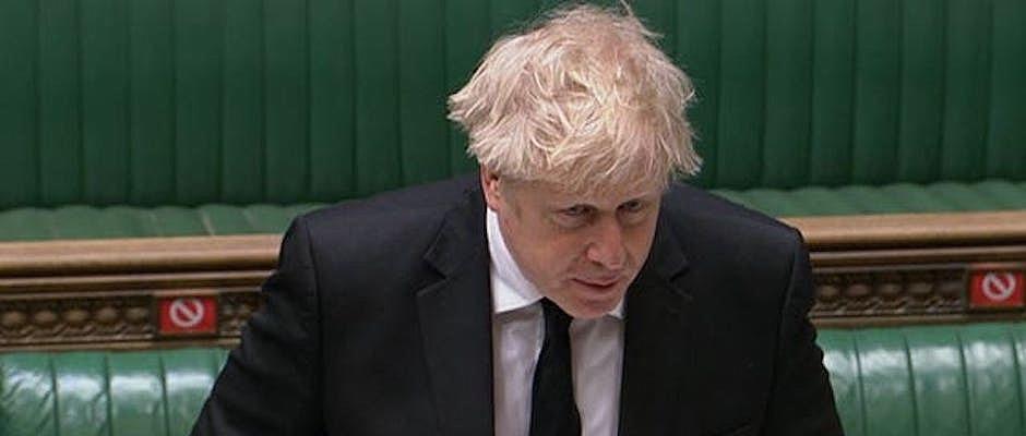 Boris Johnson role claimed in Saudi football team bid