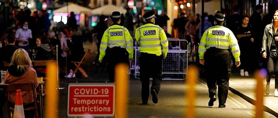 UK premier delays lifting of lockdown restrictions by 4 weeks