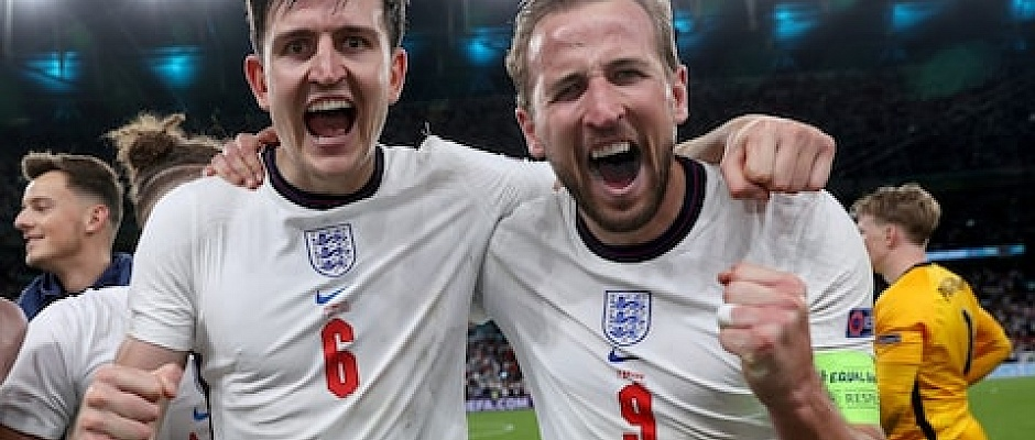 EURO 2020 title for England or Italy ? The EURO 2020 final at Wembley