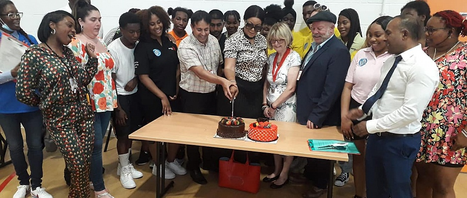 New Ponders End Youth Centre provides opportunities for young people