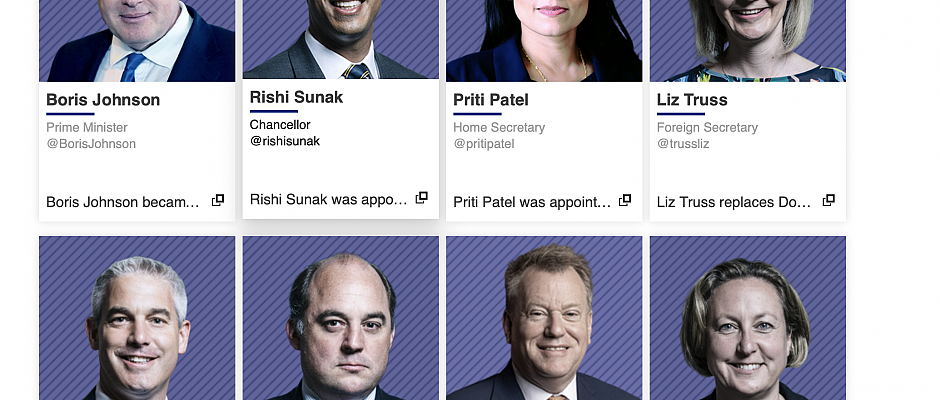 UK Reshuffle latest, new ministerial jobs announced