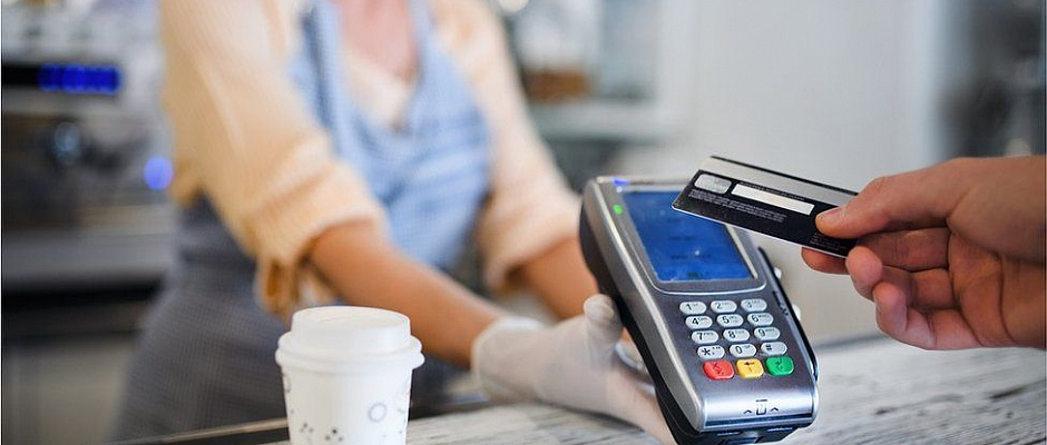 The spending limit on each use of a contactless card has now risen from £45 to £100
