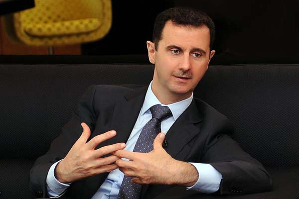 Turkey will 'pay dearly' for rebel support, al-Assad warns