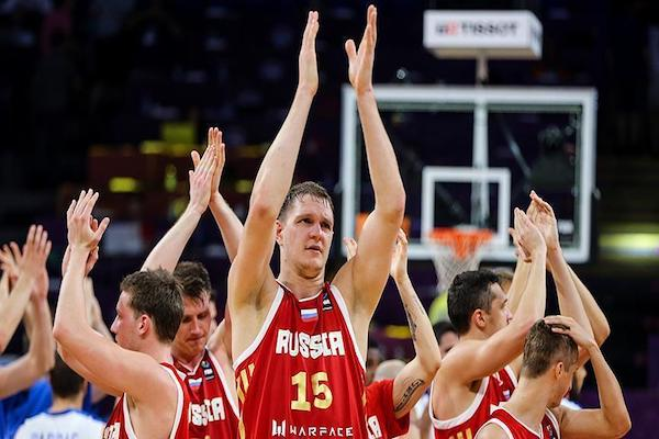 Serbia Russia advance to EuroBasket 2017 semifinals Sports latest