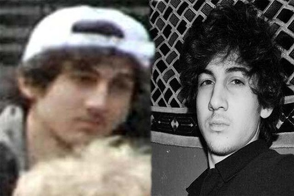 Massive manhunt for Boston bomb suspect