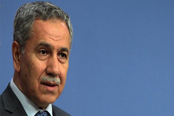 STATEMENTS OF BULENT ARINC FOR RECENT DEVELOPMENTS IN TURKEY
