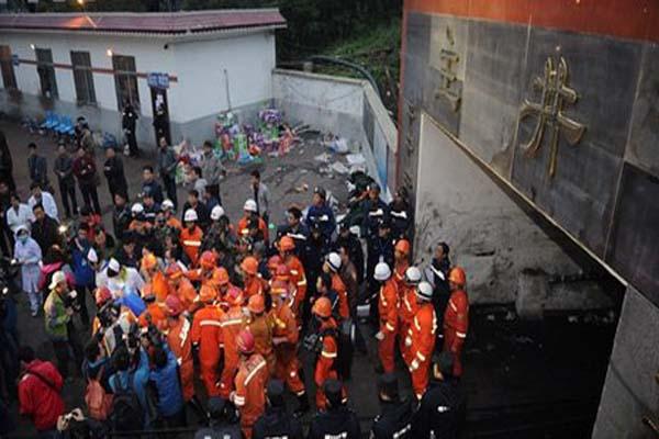 China coal mine blast in Sichuan province kills 27
