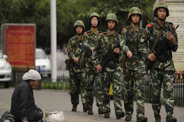 Unrest in China's East Turkestan kills 21 people