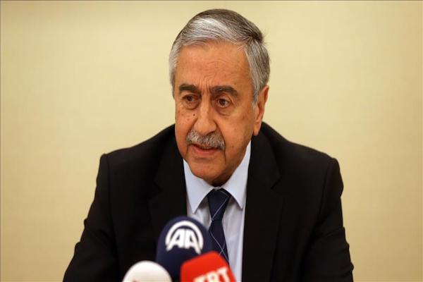 Thursday decisive day for Cyprus says Turkish Cypriot says PM Akinci
