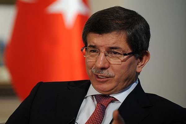 Davutoglu, 'Peace in Middle East depends on peace in Iraq'