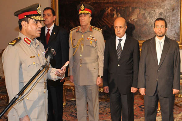 Egypt's defense minister proposed as prime minister