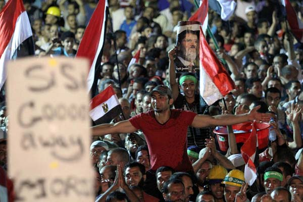 Millions to flood Egypt's squares today