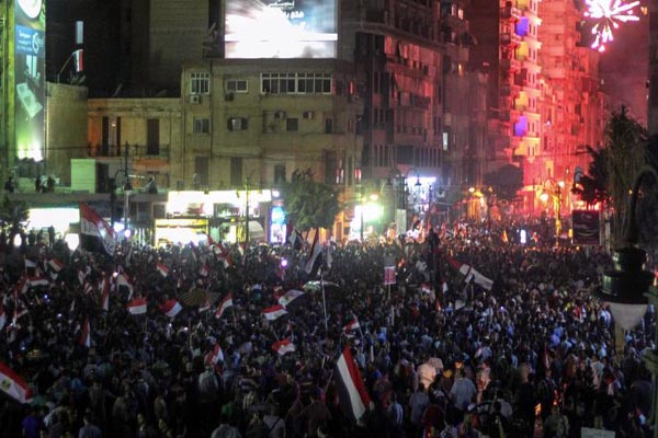 Muslim Brotherhood calls for mass rallies after ultimatum