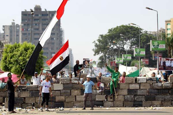 Politics hijack Ramadan joy in Egypt