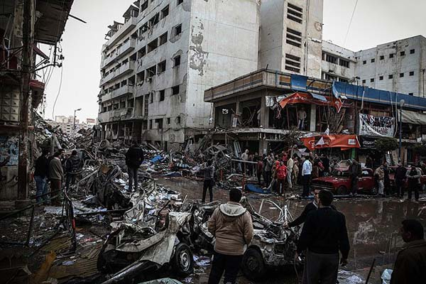 Egypt designates Brotherhood as 'terrorists', say reports