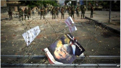 Egypt struggle to save revolution