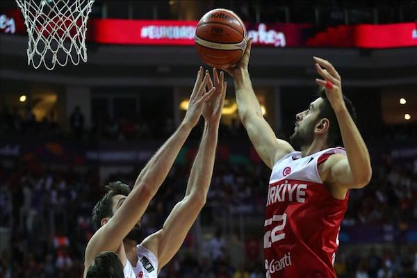 EuroBasket results, Turkey lose to Latvia