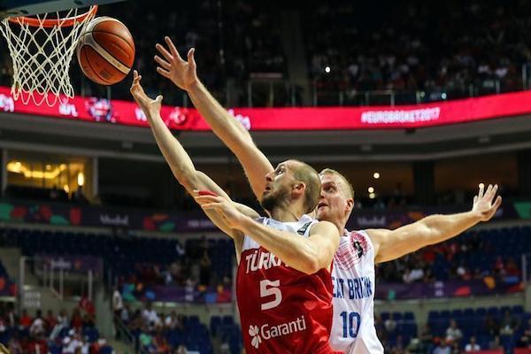 Turkey beats Great Britain, EuroBasket 2017 latest
