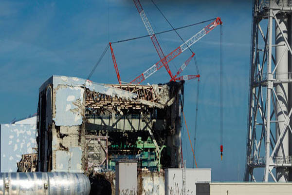 Japan PM pledges speedy Fukushima moves