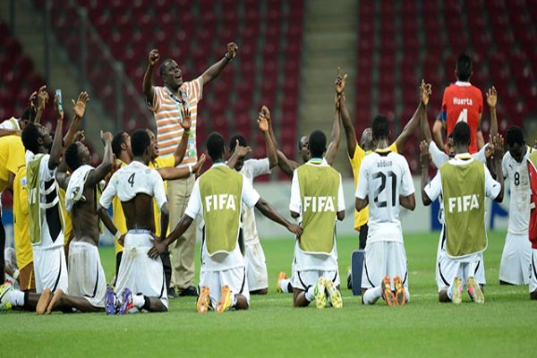 Iraq, Ghana semi-finalists in U-20 World Cup