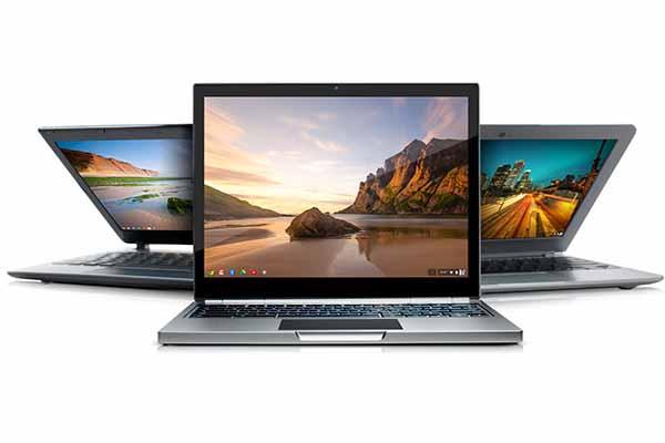 Chromebook sales gaining momentum