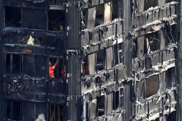 Sixty Grenfell Tower blocks failed new fire test