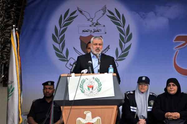 Hamas rebuffs Arabs for land swap plan