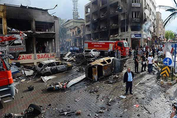 Reyhanli attack work of Syria's al-Muhabarat