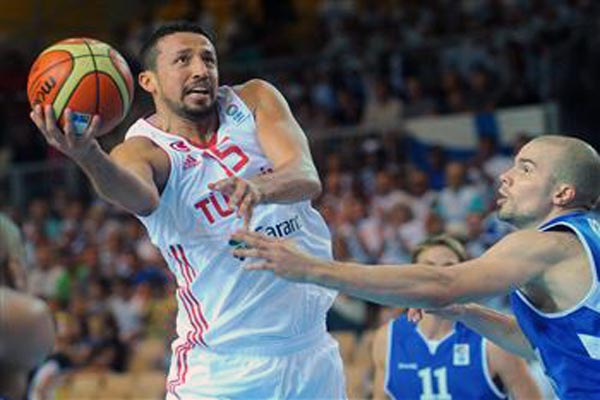 Turkey opens EuroBasket with humiliating Finland defeat