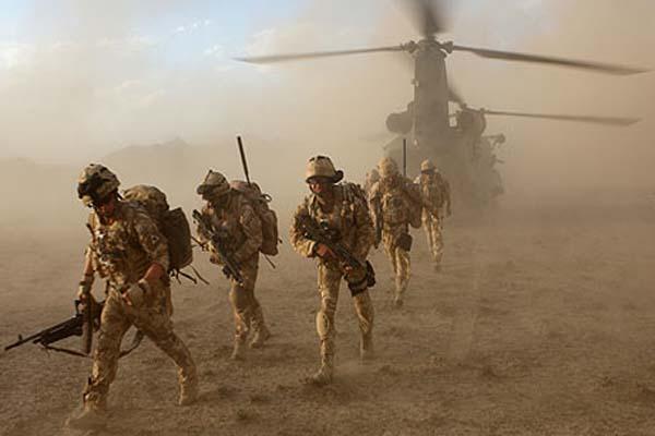 İngiltere'ye 'Afganistan' suçlaması