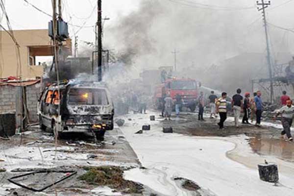 Bomb attack in Kirkuk kills 31